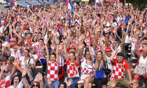 About Croatia vs France final