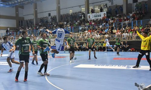 Photos of handball matches