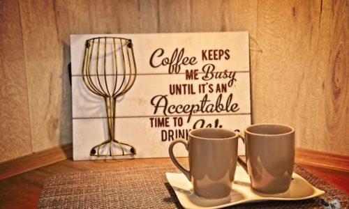 Caffe drink