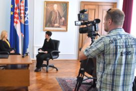 President of Croatia Kolinda Grabar Kitarovic